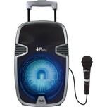 Lexibook Karaoke Anlage mit Bluetooth und Beleuchtung