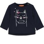 Staccato Baby Sweatshirt für Mädchen Katze