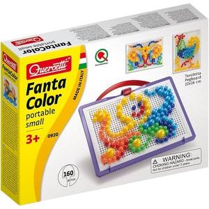 Quercetti Fanta Color Reiseset 160-tlg.