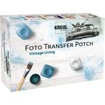 C. Kreul Foto Transfer Potch Set Vintage Living