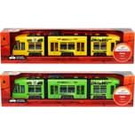 Dickie Toys City Liner gelb