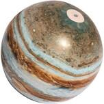 Bestway Wasserball Jupiter Glowball mit Led-Licht 61 cm