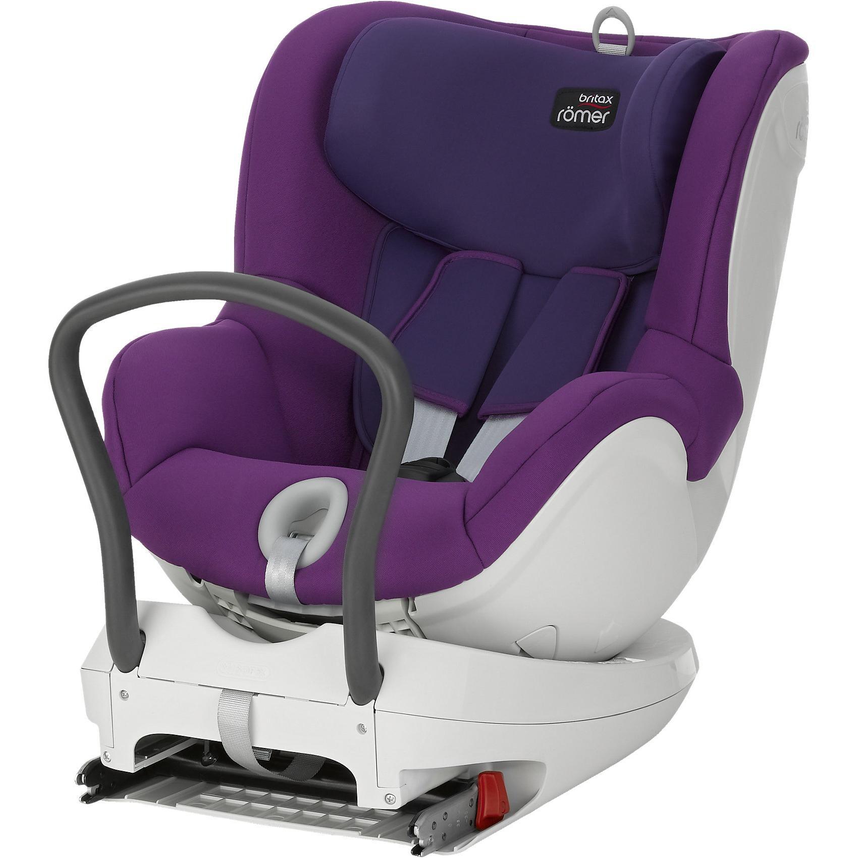 Britax Römer Auto-Kindersitz Dualfix Mineral Purple 2018