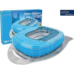 Giochi Preziosi 3D Stadion-Puzzle Allianz Arena München blau