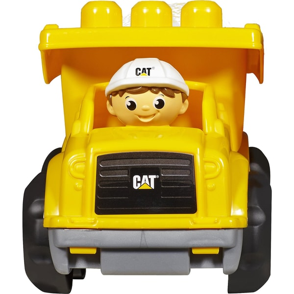 Mattel Mega Bloks Cat Kleiner Kipplaster