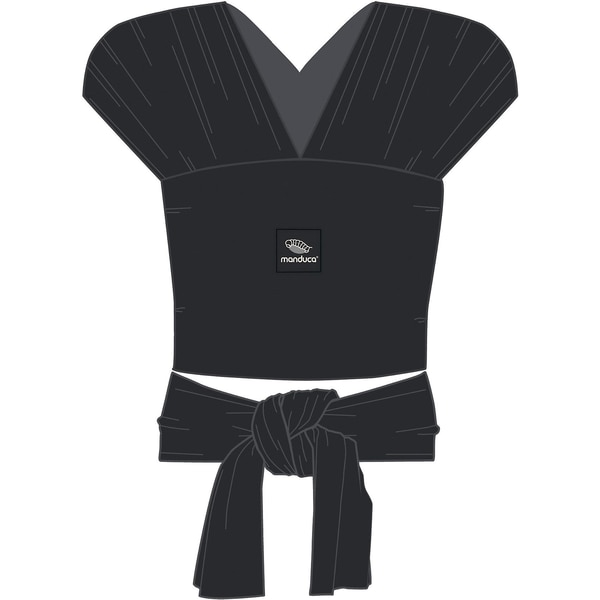 Manduca Tragetuch sling black