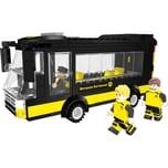 Borussia Dortmund BVB-Mannschaftsbus Bausatz