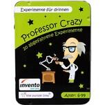 Professor Crazy Experimente für Drinnen