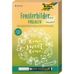 Folia Fensterbilder Home Sweet Home