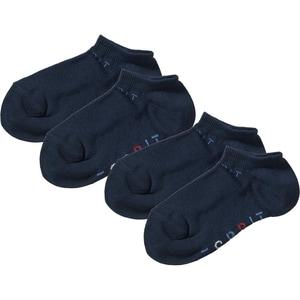 Esprit Kinder Sneakersocken Doppelpack Logo