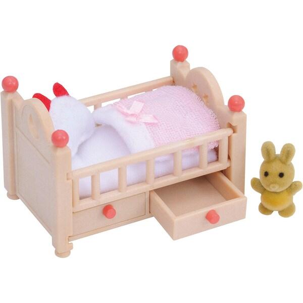 Epoch Traumwiesen Sylvanian Families Baby-Krippe
