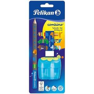 Pelikan Bleistiftset Combino Inkl. Anspitzer Radierer Sortiert