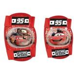 Cars Knie- und Ellenbogenschoner-Set rot