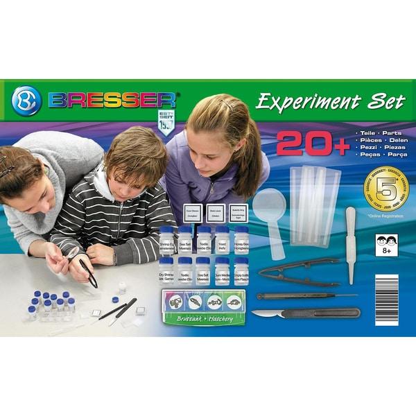 Bresser Experimentierset Mikroskopie