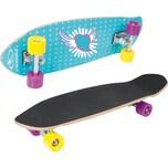 Hudora Skateboard Cruiser Skate Wonders ABEC 7