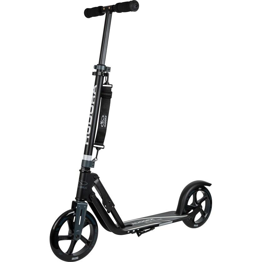 Hudora Scooter Big Wheel 205Rx Pro Schwarzanthrazit