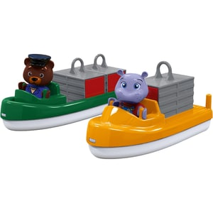 Aquaplay Bootset 2-tlg. inkl. 2 Figuren