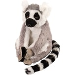 Wild Republic Cuddlekins Mini Katta Lemur 20cm