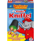 Schmidt Spiele Benjamin Blümchen Kinder Kniffel