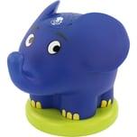 Musik-Sternenlicht Elefant blau
