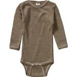 Engel Baby Body Wolle Seide