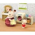 Epoch Traumwiesen Sylvanian Families Waschmaschinen-Set