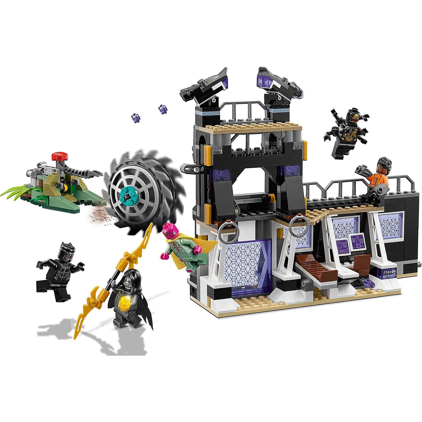 Lego Super Heroes 76103 Corvus Glaives Attacke