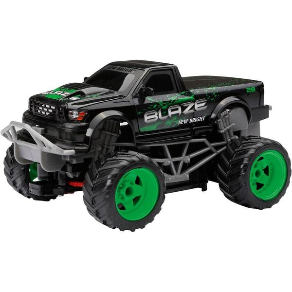 New Bright RC Fahrzeug FF Truck grün 1:24
