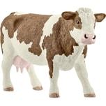 Schleich 13801 Farm World Fleckvieh-Kuh