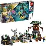 LEGO 70420 Hidden Side: Geheimnisvoller Friedhof