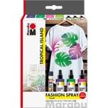 Marabu Fashion-Spray Tropical Island Textilsprühfarbe