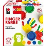 Marabu KIDS Fingerfarbe 4 x 100 ml