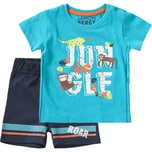 Lemon Beret Baby Set T-Shirt Shorts für Jungen
