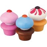 Erzi Spiellebensmittel Cupcakes