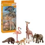 Schleich 42388 Wild Life Tier-Mix