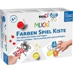 C. Kreul Mucki Farben-Spiel-Kiste Wir Zählen mit Farben und Fingern