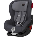 Britax Römer Auto-Kindersitz King II Black Series Storm Grey 2018