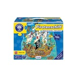 Bodenpuzzle Piratenschiff