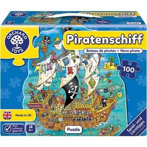 Bodenpuzzle Piratenschiff