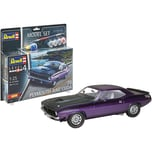 Revell Model Set 1970 Plymouth AAR Cuda