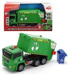 Dickie Toys Air Pump Abfall LKW