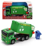 Dickie Toys Air Pump Abfall LKW