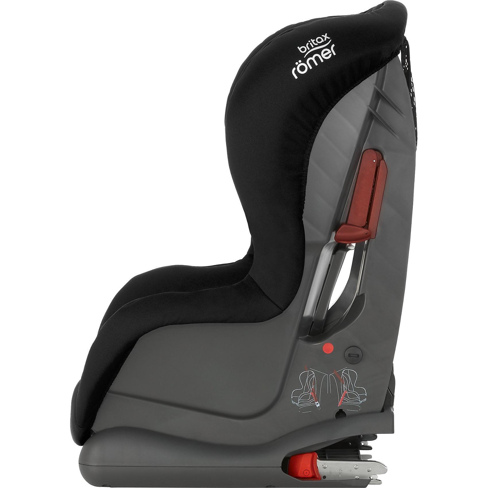 Britax Römer Auto-Kindersitz Duo Plus Cosmos Black 2018