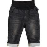 sigikid Baby Jeans mit Softbund für Jungen