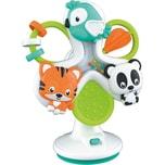 Clementoni Aktivitäts-Rad mit Tieren