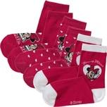 Disney Minnie Mouse Socken 3er-Pack für Mädchen