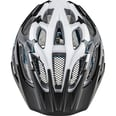 Alpina Fahrradhelm Fb Jr. Flash Black-White-Blue