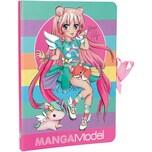 Depesche Mangamodel Notizbuch
