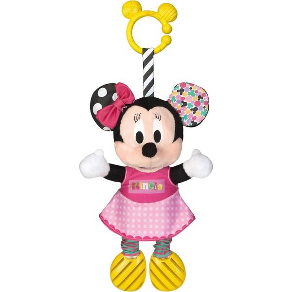 Clementoni Baby Minnie Plüsch mit Zahnungshilfe