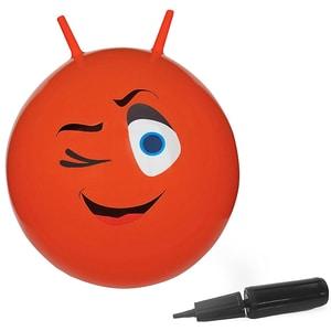 Jamara Hüpfball Eye Rot 550Mm